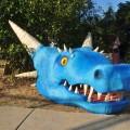 Blue dragon Liburnicon