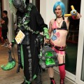 League of Legends cosplay at Liburnicon 2014.