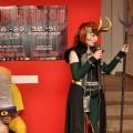 Loki cosplay at Liburnicon 2014.