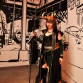 The winning Loki cosplay at Liburnicon 2014.