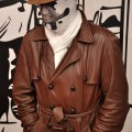 Rorschach cosplay at Liburnicon 2014.
