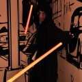 Sith cosplay at Liburnicon 2014.