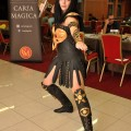 Award-winning Xena cosplay costume at Liburnicon 2014. Almost completely home-made.