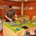 Warhammer room at Liburnicon 2014.