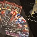 Liburnicon 2014. merchandise - bookmarks, t-shirt and program books