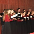The concert of Schola Cantorum at Liburnicon 2014.