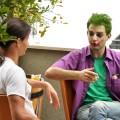 Joker from Batman at festival Liburnicon - Superhero Edition? Seems legit