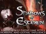 Shadows of Esteren is a medieval role-playing game, with a horrific and gothic influence. Drawing inspiration from Celtic myths, this universe has a discreetly fantastic side hidden under a bleak, realistic surface. This world is populated with humans who have to cope with tough daily lives, and face a supernatural threat lurking in the dark. With the focus of its adventures being investigation and survival, Shadows of Esteren favor an immersive mood and interactions among the Players.