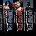 Superhero bookmarks DC