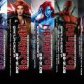 Superhero bookmarks Marvel